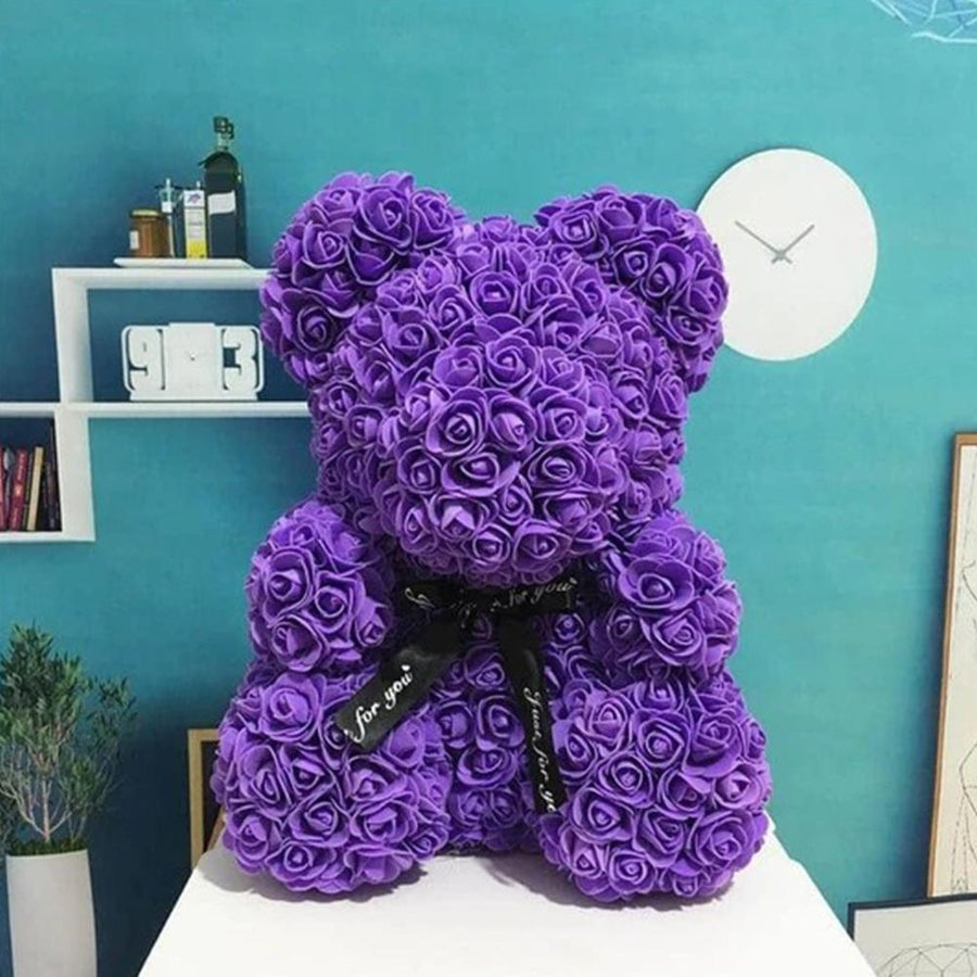 Prestige® Luxury Rose Bear