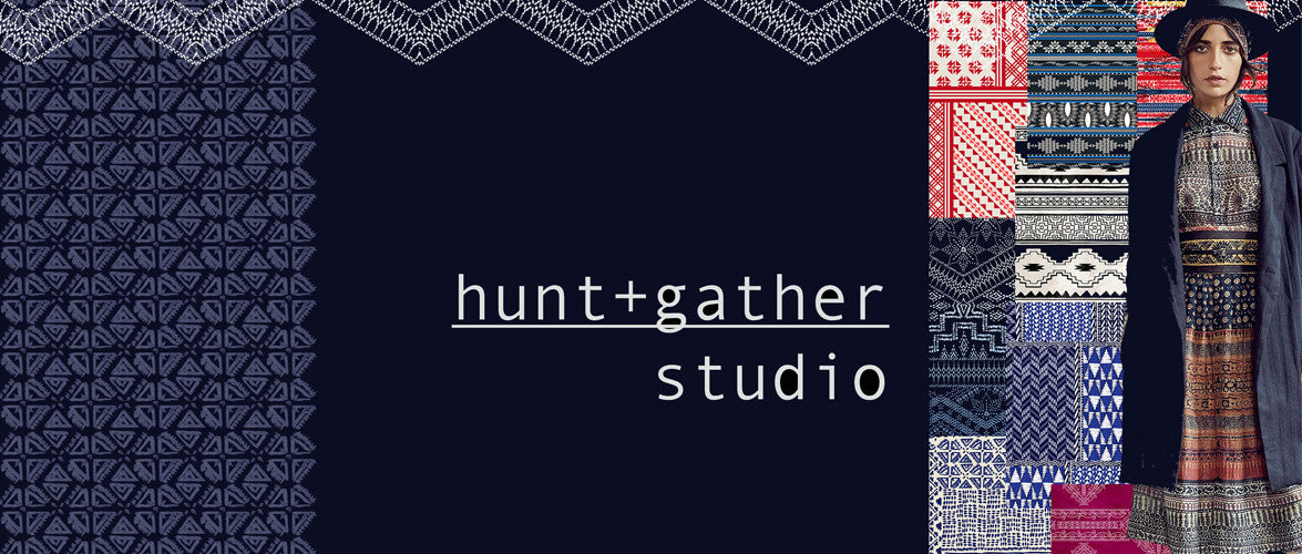 hunt+gather studio