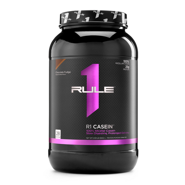 R1 Casein by Rule 1 28 Serves - Adelaide Supplements