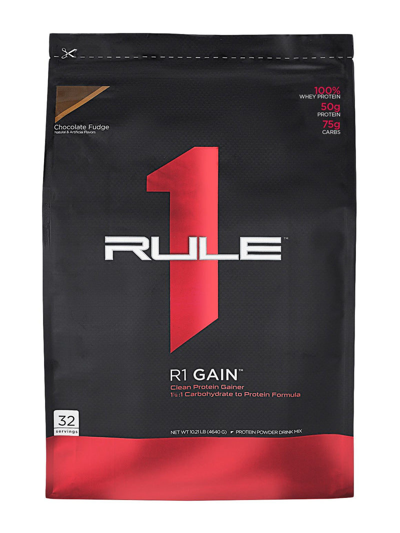 R1 Gain by Rule 1 32 Serves 10.20lb - Adelaide Supplements