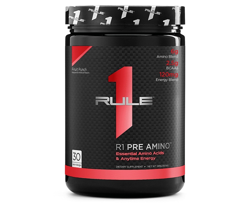 R1 Pre Amino By Rule 1  30 Serves - Adelaide Supplements