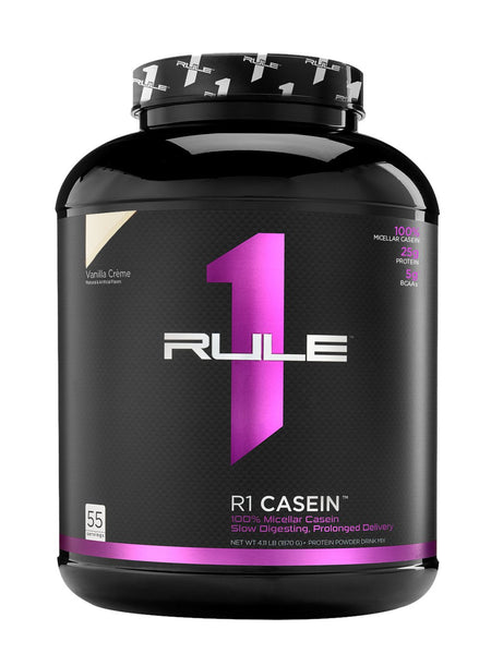 R1 Casein by Rule 1 55 Serves - Adelaide Supplements