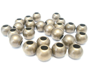 Scarf Rings Tassel Beads (Antique Bronze 200pcs)