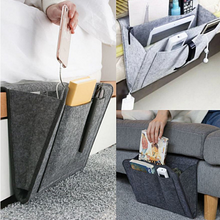 Load image into Gallery viewer, 2019 Bedside Caddy Bed Tray Bedside Pocket Organizer B755