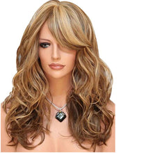 Load image into Gallery viewer, Wigs For Women Blonde Wig Cosplay Costume Hair Anime Wigs Long Wigs For White Women