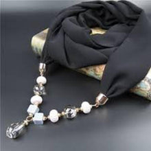 Load image into Gallery viewer, COREBEAD 12pcs Scarf Necklace Ends Cuts Closure Caps Silver Tone Regular Size S05829