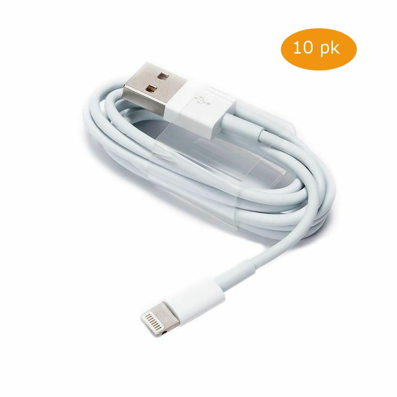 10 pcs Lighting Cable Cord For Apple iPhone / iPod / iPad for Apple iPhone X