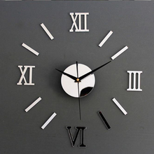 Load image into Gallery viewer, Big Wall Clock 3D Modern Wall Clock Large Wall Clock Home Decor Unique Wall Clocks Wall Decor