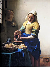 Afbeelding in Gallery-weergave laden, Johannes Vermeer - Het Melkmeisje - Diamond Painting Planet