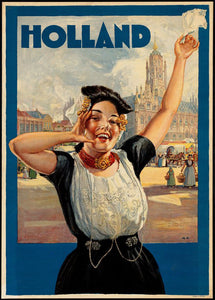 Holland poster - Diamond Painting Planet