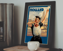 Afbeelding in Gallery-weergave laden, Holland poster
