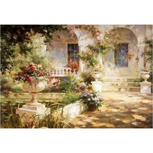 Afbeelding in Gallery-weergave laden, Italiaanse tuin - Diamond Painting Planet