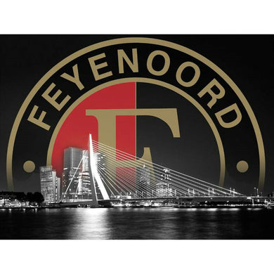 Feyenoord - Diamond Painting Planet