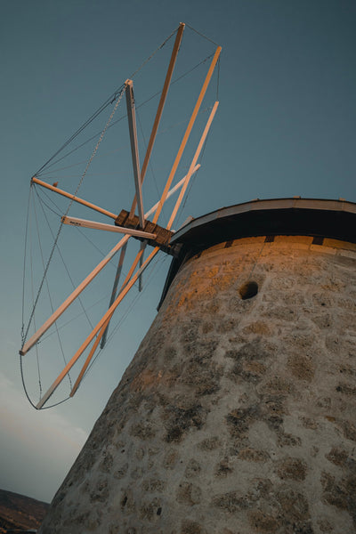 Windmills of Alacati