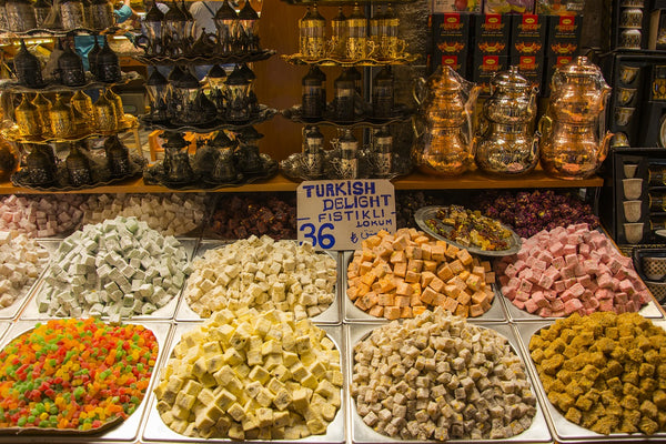 Flavours of Turkish delights