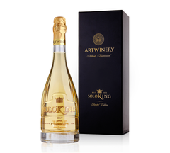 SOLOKING Aged White Brut Sparkling 2014