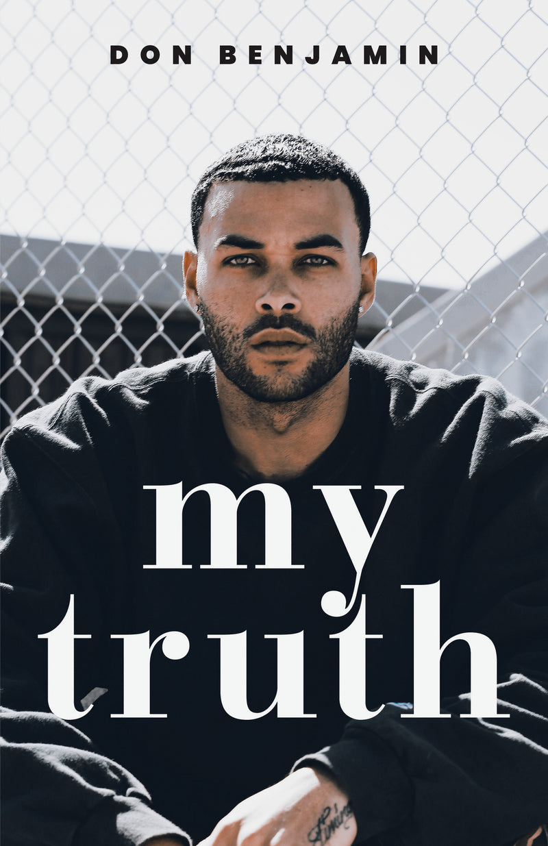 """MY TRUTH"" by Don Benjamin (SIGNED COPY)"
