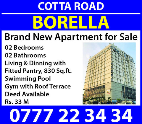 Luxury Apartments for Sale in Colombo 08.- https://nextad.online/ next ad online Sri Lanka's Number One Website for Buy Sell Rent Electronics, Cars, Fashion, Property, Jobs & More