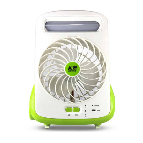 AIKO Portable Rechargeable Fan with LED Light and Torch- https://nextad.online/ next ad online Sri Lanka's Number One Website for Buy Sell Rent Electronics, Cars, Fashion, Property, Jobs & More