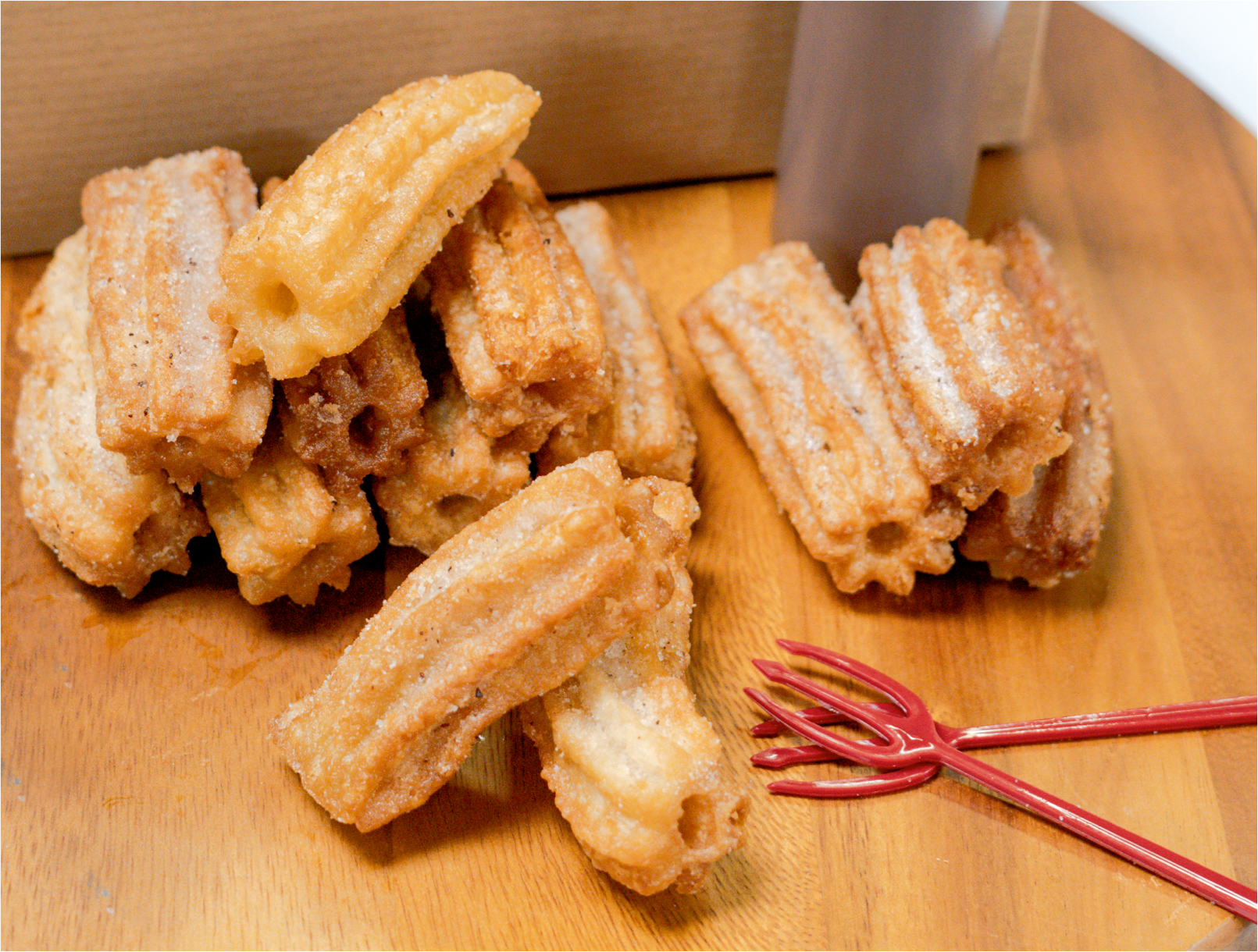 Refill Pack: Take & Bake Churro Kit *VEGAN*