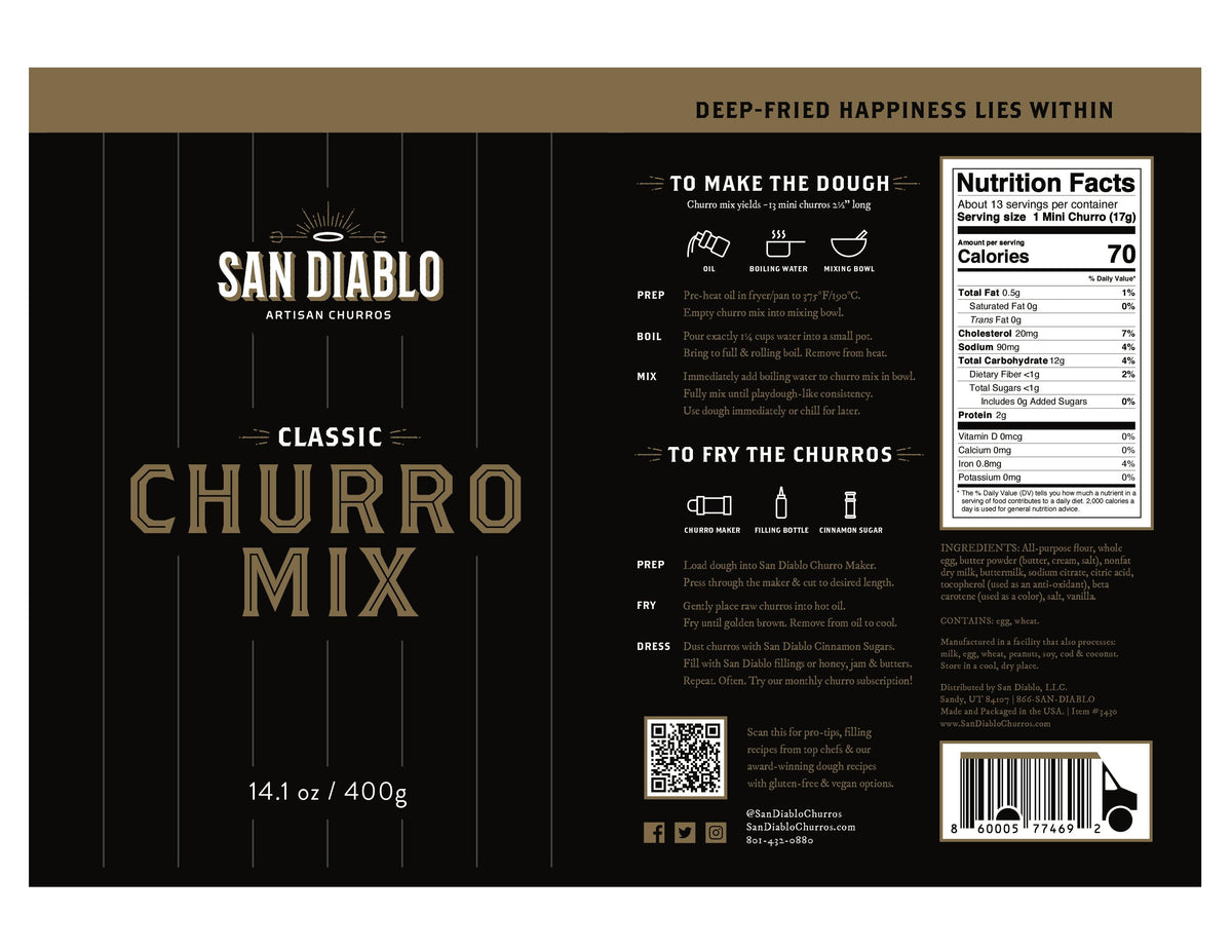 *PRE-ORDER* NEW Churro Fiesta-in-a-Box
