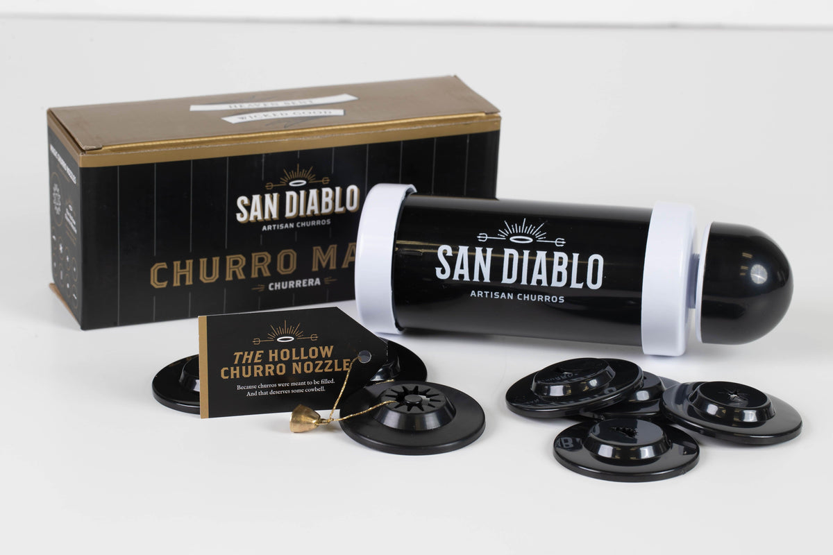 Churro Maker DIY Kit — GROUP ORDERS (Western USA)*