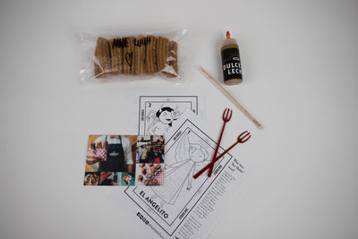 Theme Park Therapy Take & Bake Churro Kit