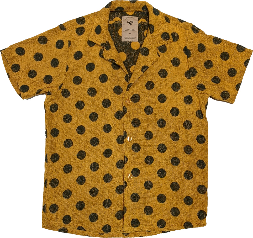 Terry Shirt- Honey Dot