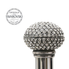 Load image into Gallery viewer, Swarovski Crystals Walking Stick