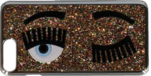 Load image into Gallery viewer, Flirting Eye Iphone Case