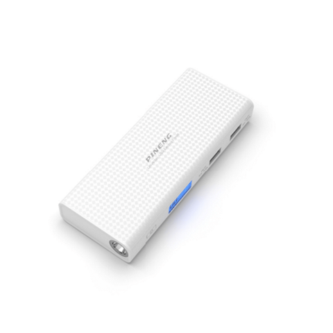 Pineng PN953 10000mah Dual Port Power Bank