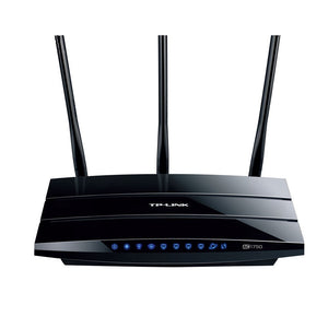 TP-Link Archer C7 DualBand Router – AC1750 / 1300Mbps 5GHz + 450Mbps 2.4GHz