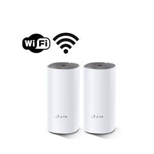 TP-Link Deco M4 (2-Packs) AC1200 Dual-Band Mesh WiFi: Gigabit Router/Access Point Mode/MU-MIMO