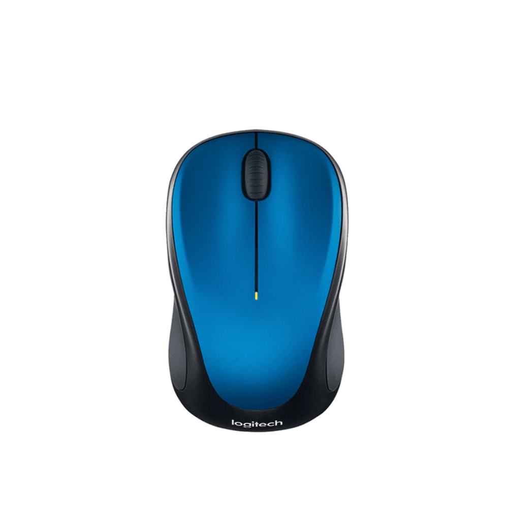 Logitech M235 Wireless Mouse/Blue