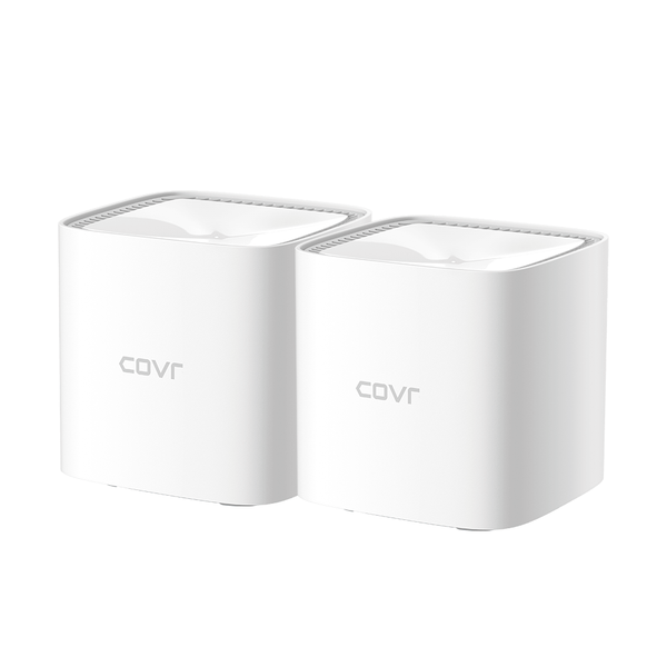 D-Link COVR-1100 Dual Band Whole Home Wi-FI System – AC1200/866Mbps 5GHz + 300Mbps 2.4GHz /2-Packs