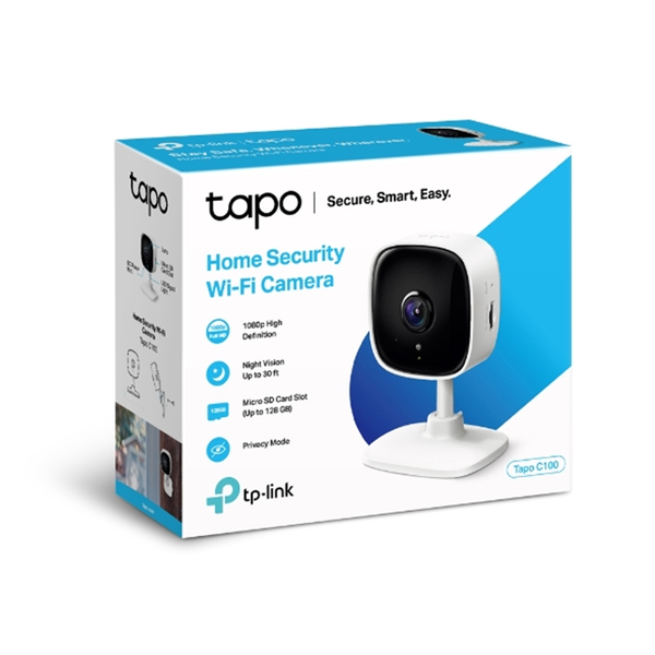 TP-Link TAPO C100 Home Security WiFi Camera
