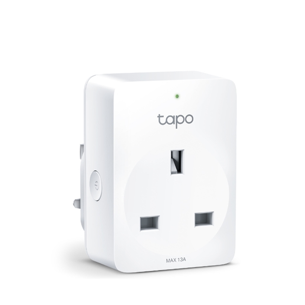 TP-Link Tapo P100 Smart Home Plug – Tapo APP / Alexa & Google assistant supported