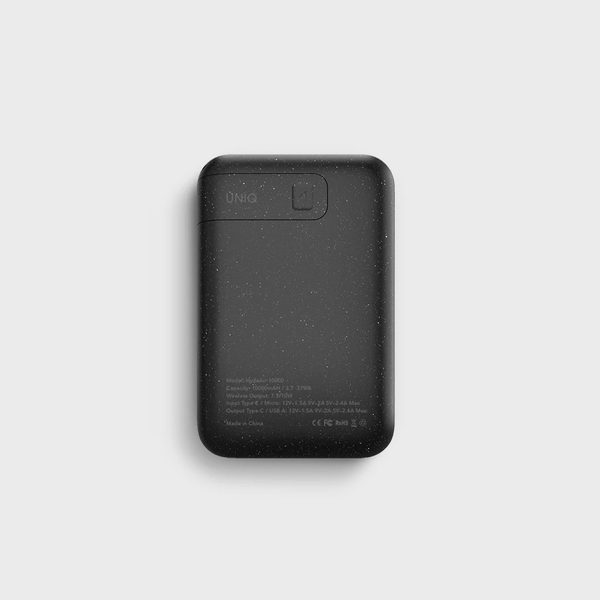 UNIQ HydeAir Powerbank/ 10000mAh/ Wireless/ PD charges