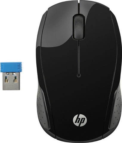 HP 200 Black Wireless Mouse A/P