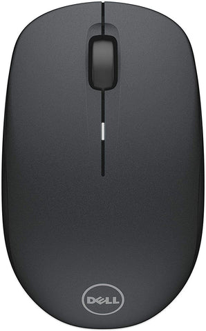 WM126 Dell Optical Wireless Mouse - Black - S&P