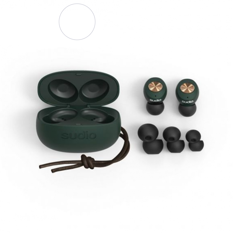 Sudio TOLV In-ear True Wireless Earbuds