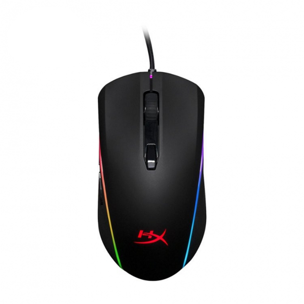 Bundle : Kingston HyperX Pulsefire Surge RGB Gaming Mouse + Fury S Mouse Pad Small