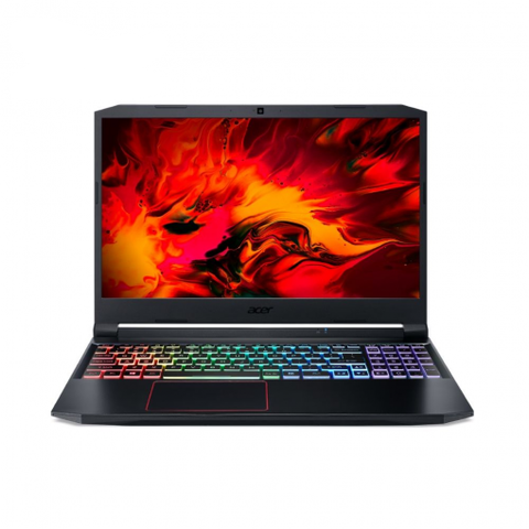 Acer Nitro 5 AN515-55-79CU/Intel i7-10750H 2.60~5.0Ghz/8GB D4/512GB SSD/15.6″FHD 144Hz/NVD GTX1660Ti 6GB D6/Windows 10