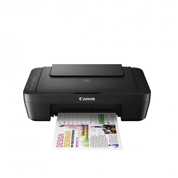 Canon Pixma E470 Ink Efficient All in 1 Inkjet Printer