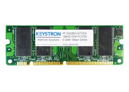 HP 512MB 100Pin DDR DIMM