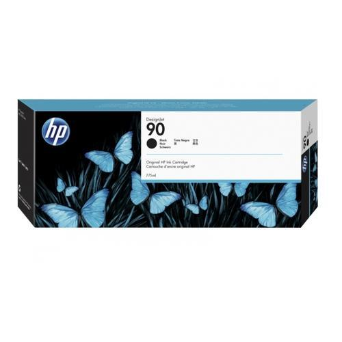 HP 90 Black 400 ml Ink Cartridge