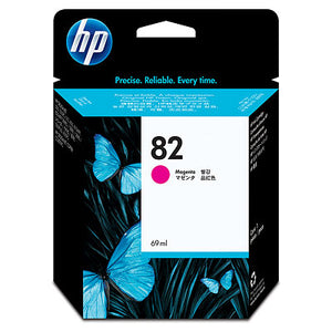 HP No 82 Magenta Ink Cartridge