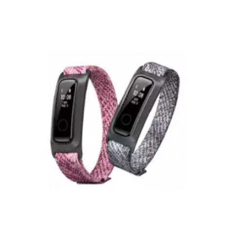 Honor Band 5 Sport – Glacier Grey / Sakura Pink | Six-Axis Sensor | Water resistant up to 50 meters