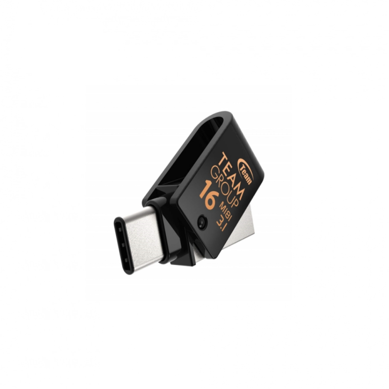 Team Group M181 16GB OTG Type-C/USB 3.1/Black