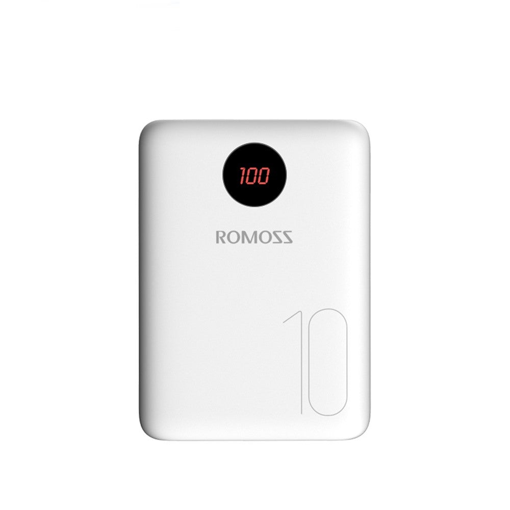 Romoss OM10 Mini Portable 10000mAh Fast Charger Power Bank